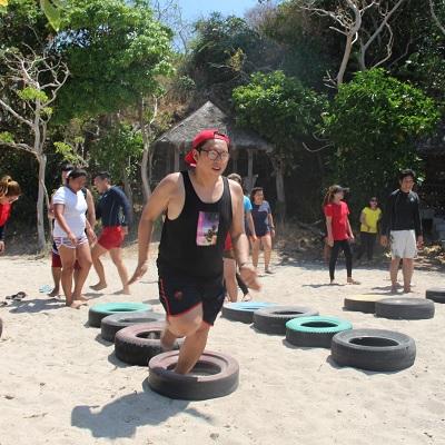 Beach in Batangas: Genpact Philippines Team Building in Batangas Beach Resort 2018