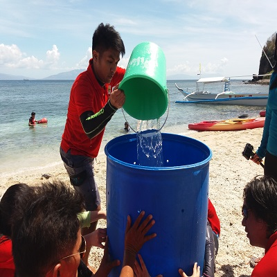 Batangas Beaches : Another Day Full of Fun and Adventures with City Government of Makati, Budget Department in Beach Resort in Batangas