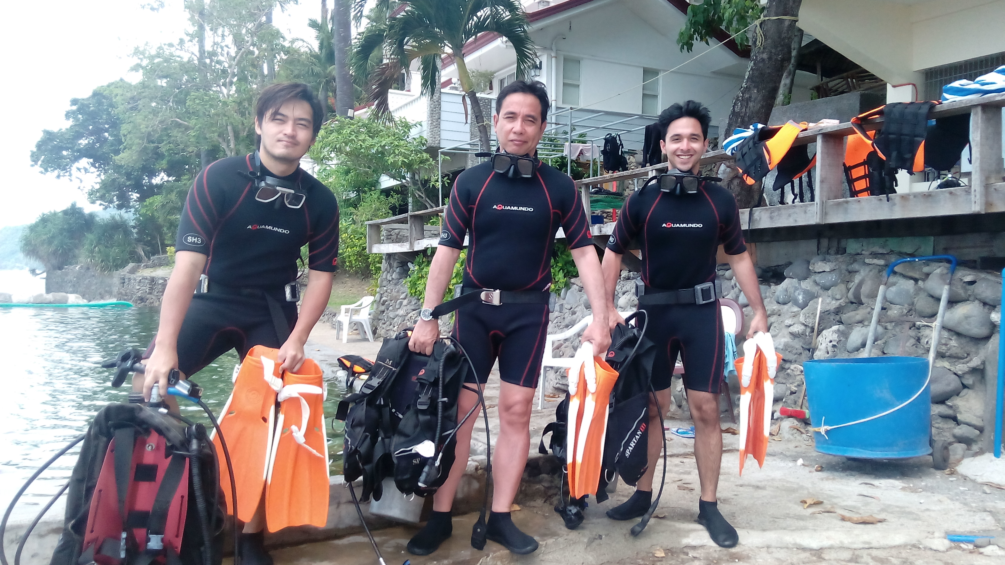 Dive Resort Anilao Diving Resort 01
