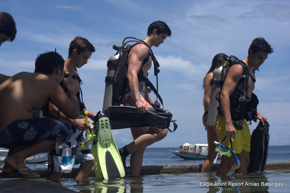 Dive Resort Anilao Diving Resorts 01