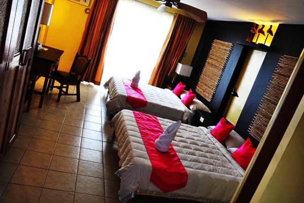 Terrace Room   De Luxe, 2 Queen Bed, 1st & 2nd Floor Only 22e257be5a
