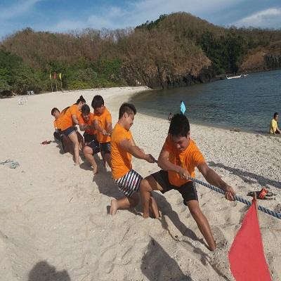 Batangas Beach : Corporate Team Building Activities in a Beach Resort in Batangas