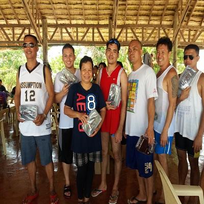 Beach in Batangas: Assumption Antipolo Play under the Heat of the Sun in Sepoc Beach Center