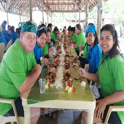 Batangas Beach Resorts: Sodexo Onsite Annula Company Outing in Batangas Resort