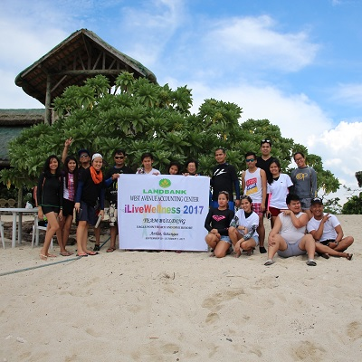 Beaches in Batangas : Landbank of the Philippines on the Go at this Awesome Batangas Resort