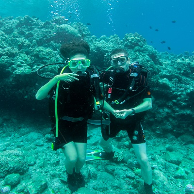 Batangas Beaches:  Scuba Diving Useful Tips: Four Common Mistakes of First-Time Scuba Divers
