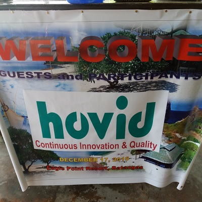 Beach Resorts in Batangas: A Day for Hovid Employees in Eagle Point Resort