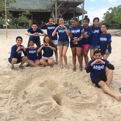 Beaches in Batangas: Weather News Company Outing in Eagle Point Resort in Batangas